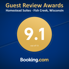 Booking.com Guests Excellence Award