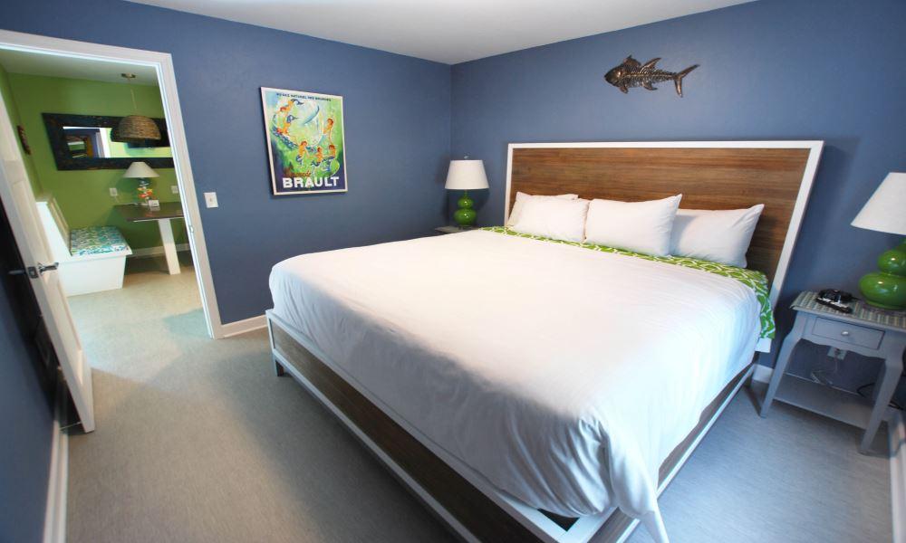 Cedar Guest House Bedroom